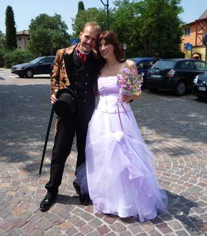 Daria & Maximilian