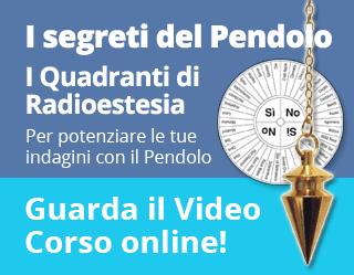 I Segreti del Pendolo - Quadranti di Radioestesia